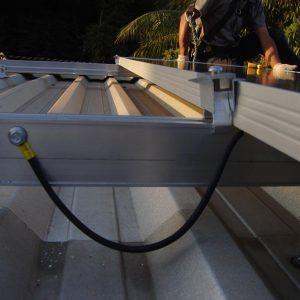 02 - Aterramento dos módulos fotovoltaicos