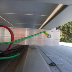 03 - Aterramento dos módulos fotovoltaicos