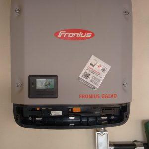 065 - Inversor Fronius GALVO 3.0, de 3,0kW
