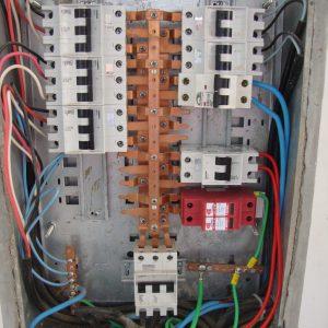 07 - Quadro de Distribuição de Circuitos - QDC