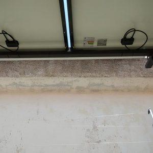 05 - Instalação dos módulos fotovoltaicos - 10 x 2,70kWp Sun Edison