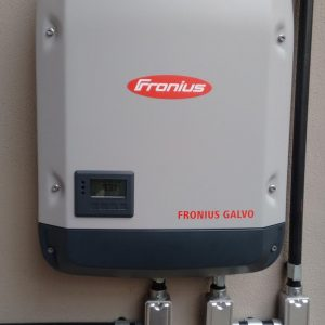 07 - Inversor Fronius GALVO 2,5kW